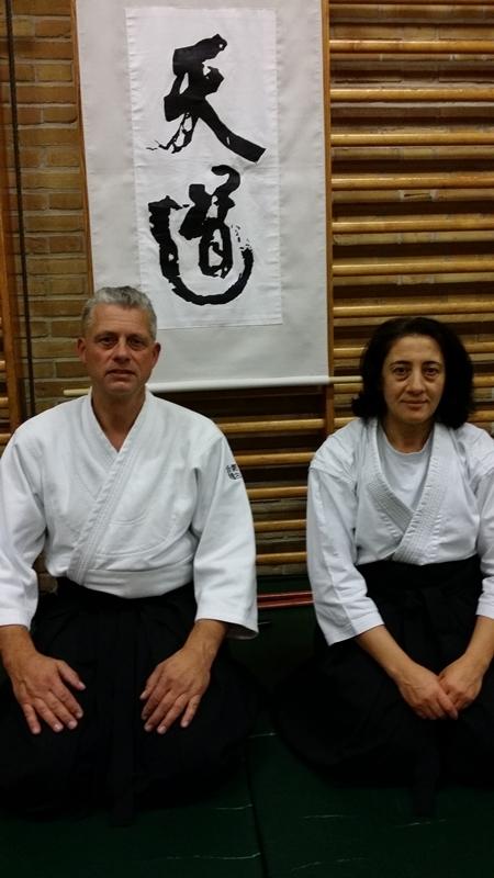 Varde Aikido Ditlev Palm Samira Darawshe