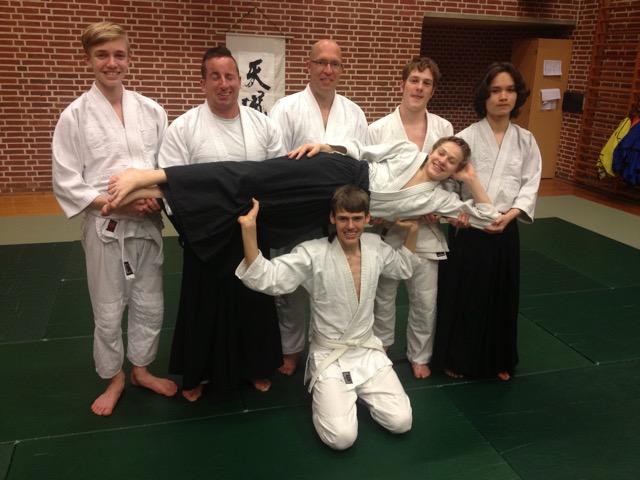 Rick Madsen - Varde Aikido Denmark Aikido Tendoryu