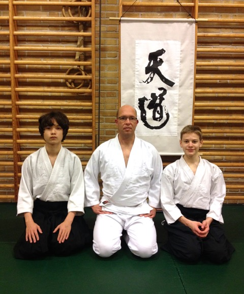 Varde Aikido Ken Yoshino Pallesen Anders Ernst Rick Lindberg Madsen